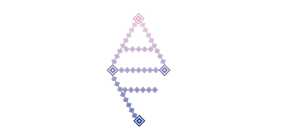 Arcade Fire Reflektor Logo Design