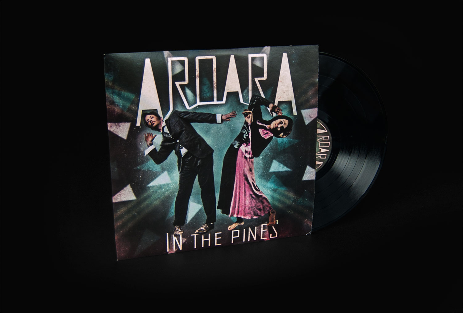 AroarA In the Pines Vinyl Design