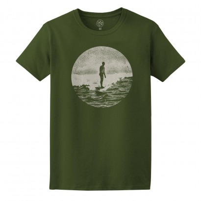 Half Moon Run Sun Leads Me On Shirt