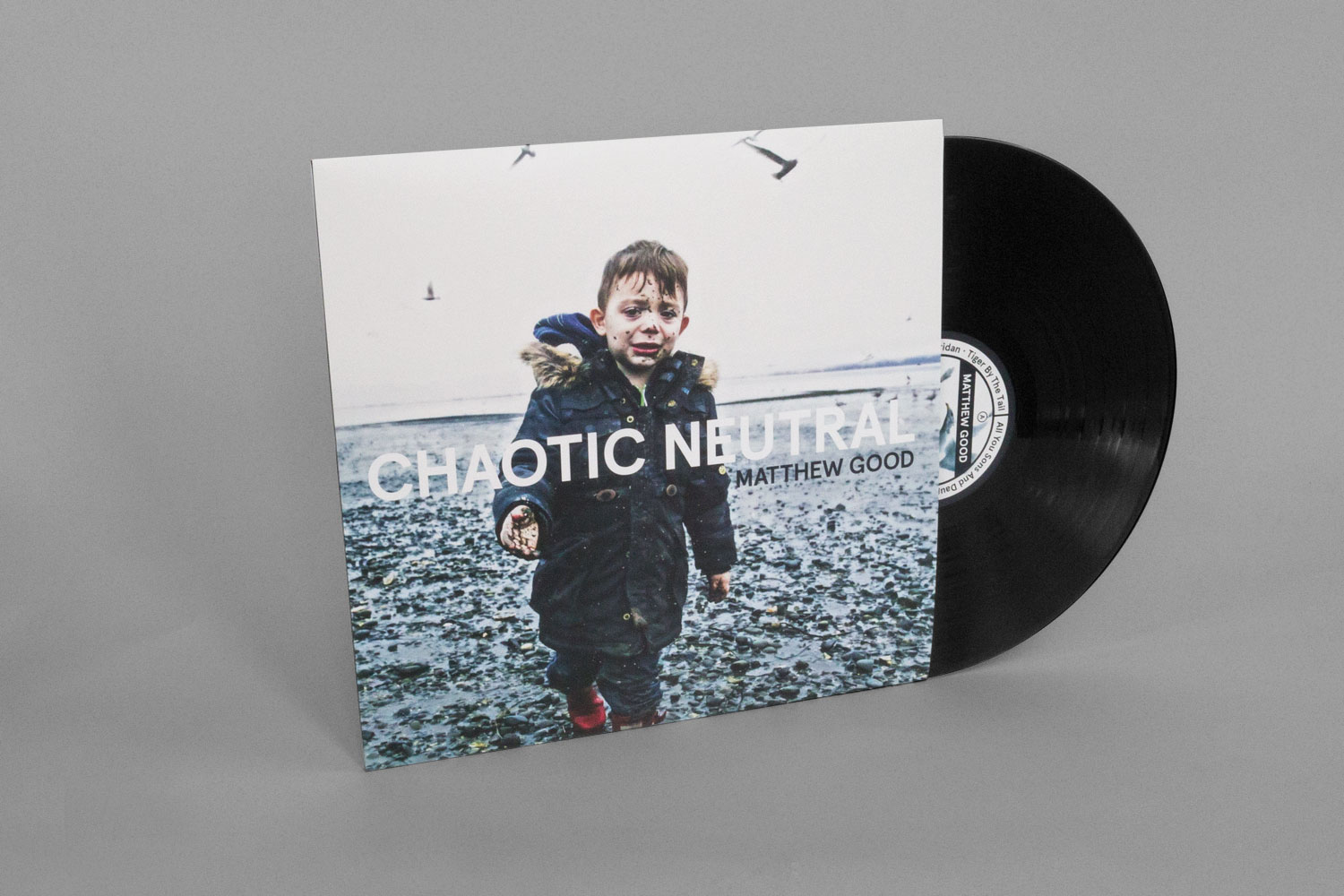 Matthew Good Chaotic Neutral Vinyl