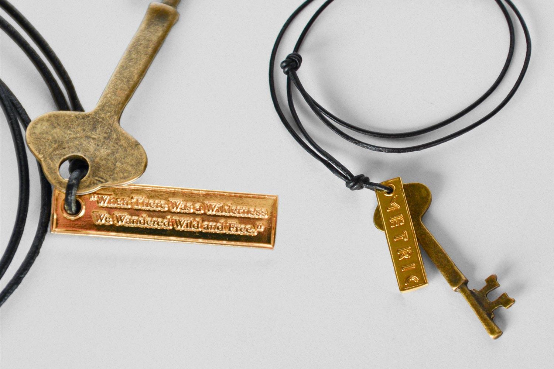 Metric Pagans in Vegas Necklace Design