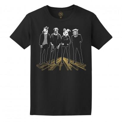 Metric Pagans In Vegas Shirt Masks