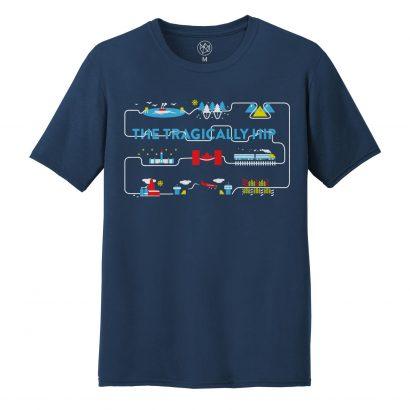 The Tragically Hip Band Shirt
